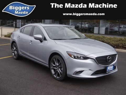 2017 Mazda6 Grand Touring With Navigation
