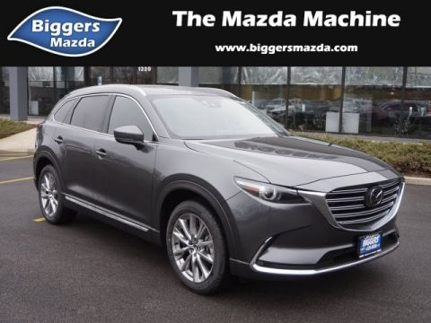 2017 Mazda CX-9 Grand Touring With Navigation & AWD