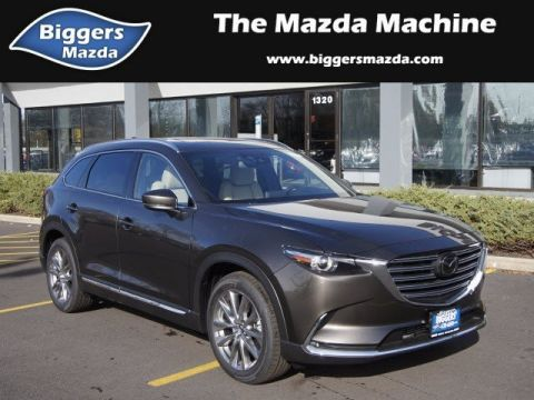 2016 Mazda CX-9 Grand Touring With Navigation & AWD